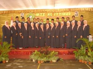 Dewan Guru, 2006